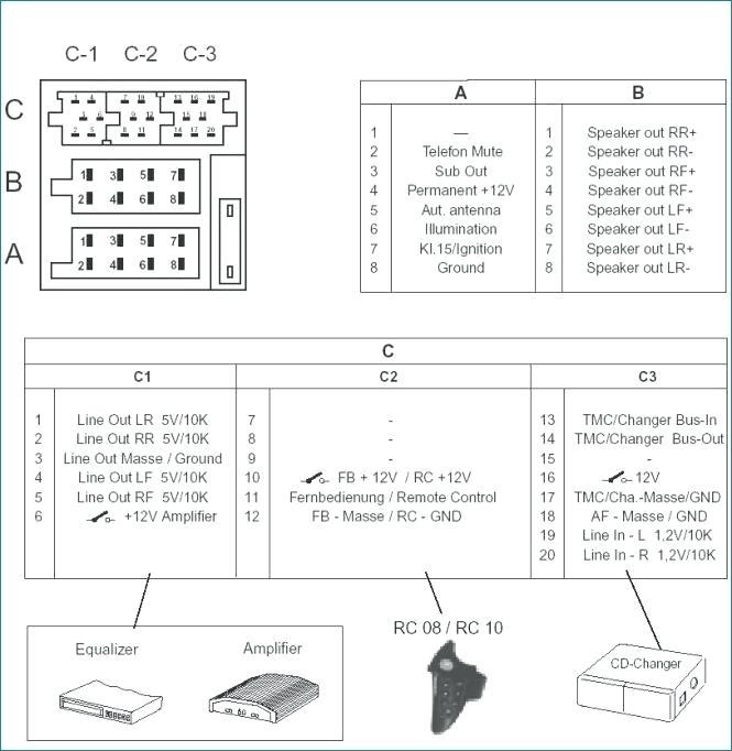 Renault Stereo Wiring Diagram