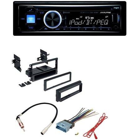 Astounding Car Radio Stereo Dash Kit Harness Antenna For Gm Gmc Chevy Cadillac Wiring Cloud Uslyletkolfr09Org