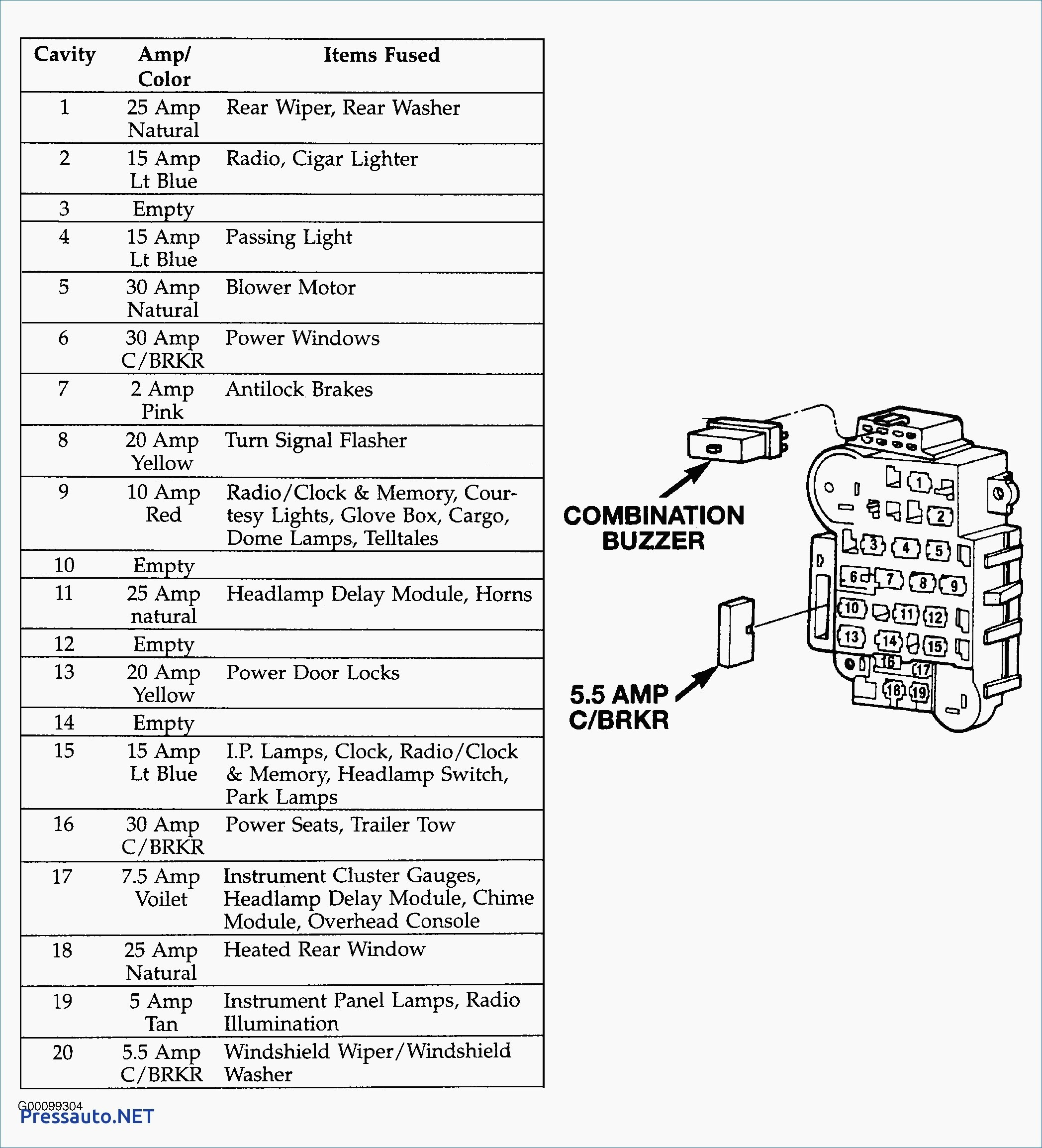 99 Jeep Wrangler Radio Wiring Diagram