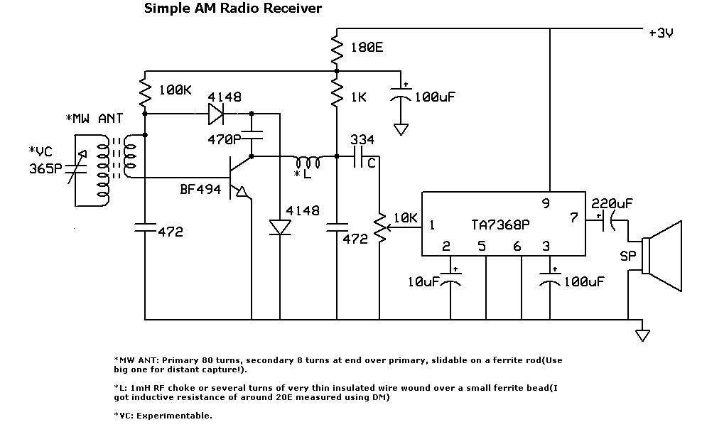 Phenomenal Simple Op Amp Radio Diagram Mx Tl Wiring Cloud Overrenstrafr09Org