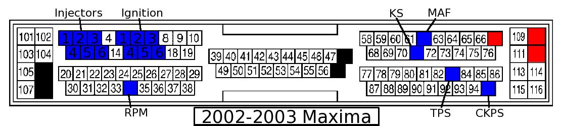 Ch 2893 2002 Nissan Sentra Wiring Diagram Schematic Wiring
