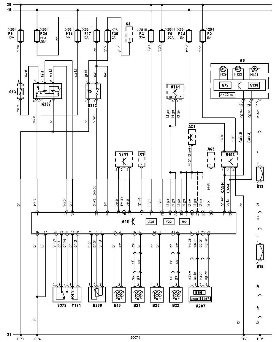 Vw Transporter T4 Wiring Schematic
