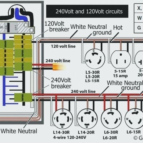 Nema L14 20 Wiring Diagram