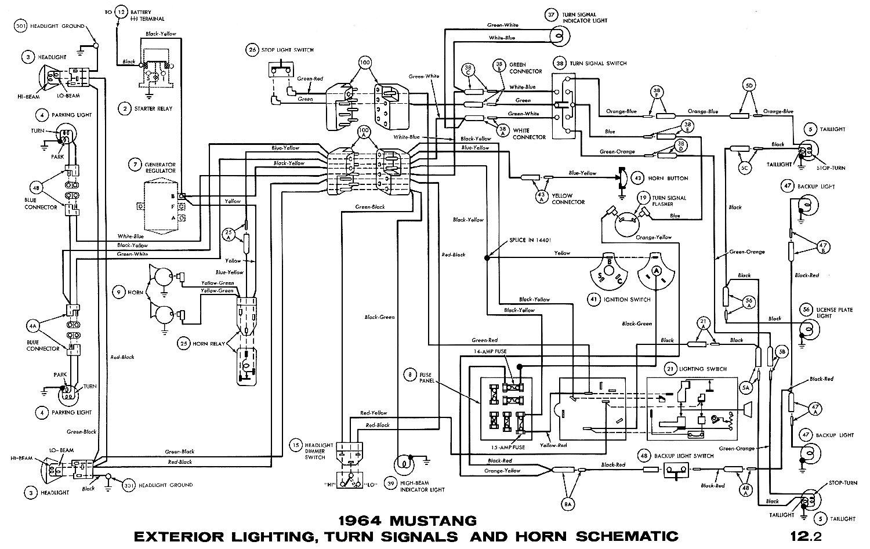 Tremendous 65 Mustang Wiring Diagram Wiring Diagram B2 Wiring Cloud Waroletkolfr09Org