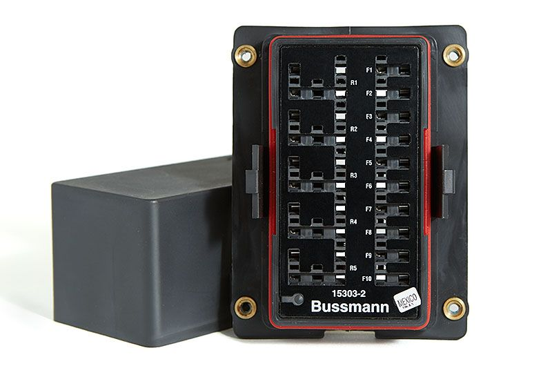 Bussmann Fuse Block Wiring Diagram