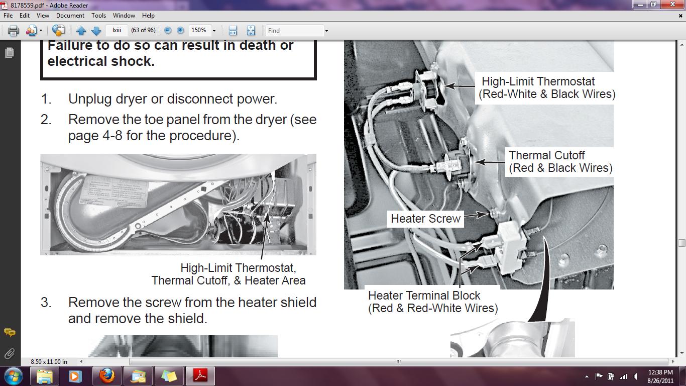 whirlpool dryer schematic wiring diagram sg 5339  whirlpool dryer heating element wiring diagram download  whirlpool dryer heating element wiring
