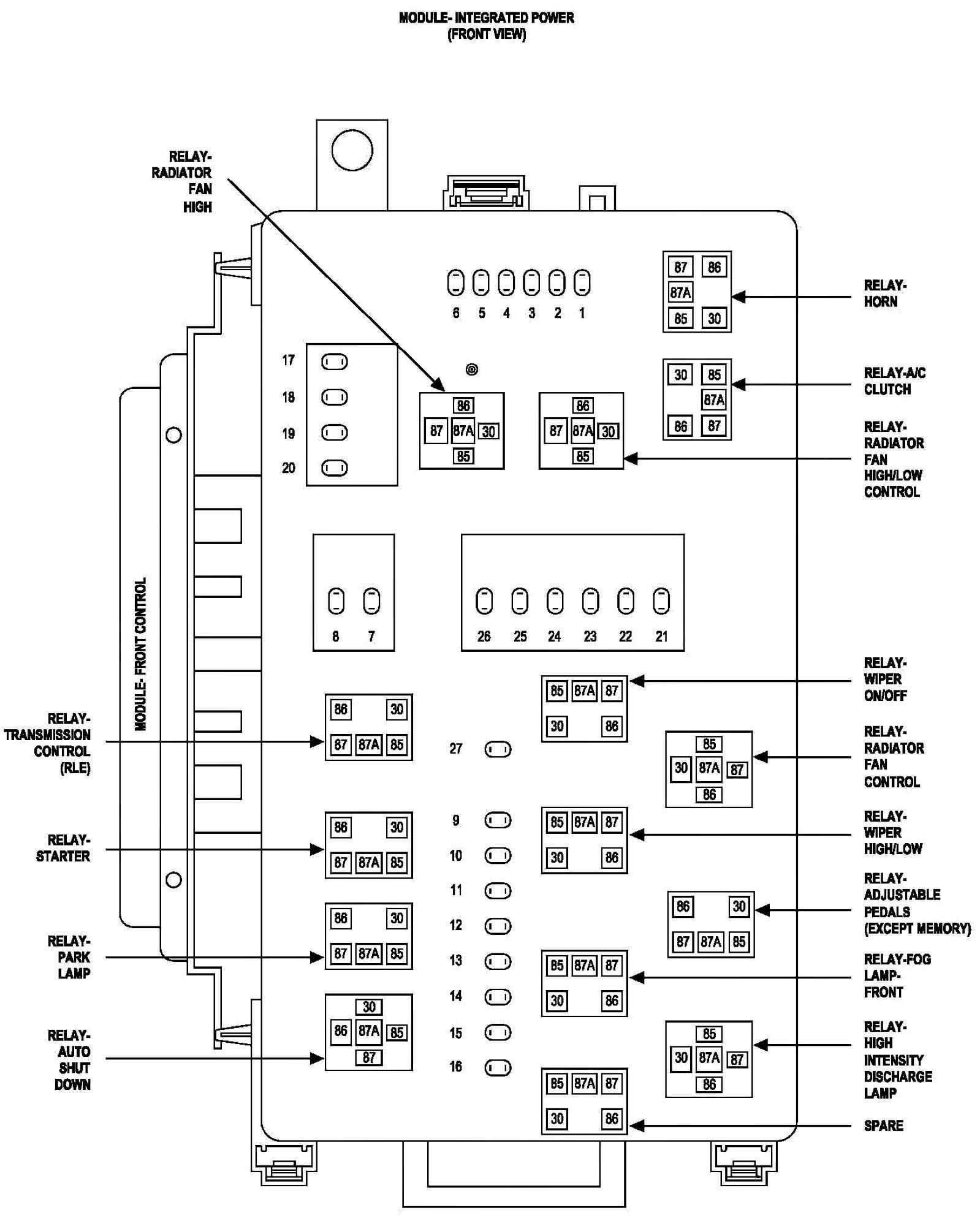 FL_6112] 2006 Chrysler 300 Ac WiringPuti Inki Impa Sulf Isra Mohammedshrine Librar Wiring 101