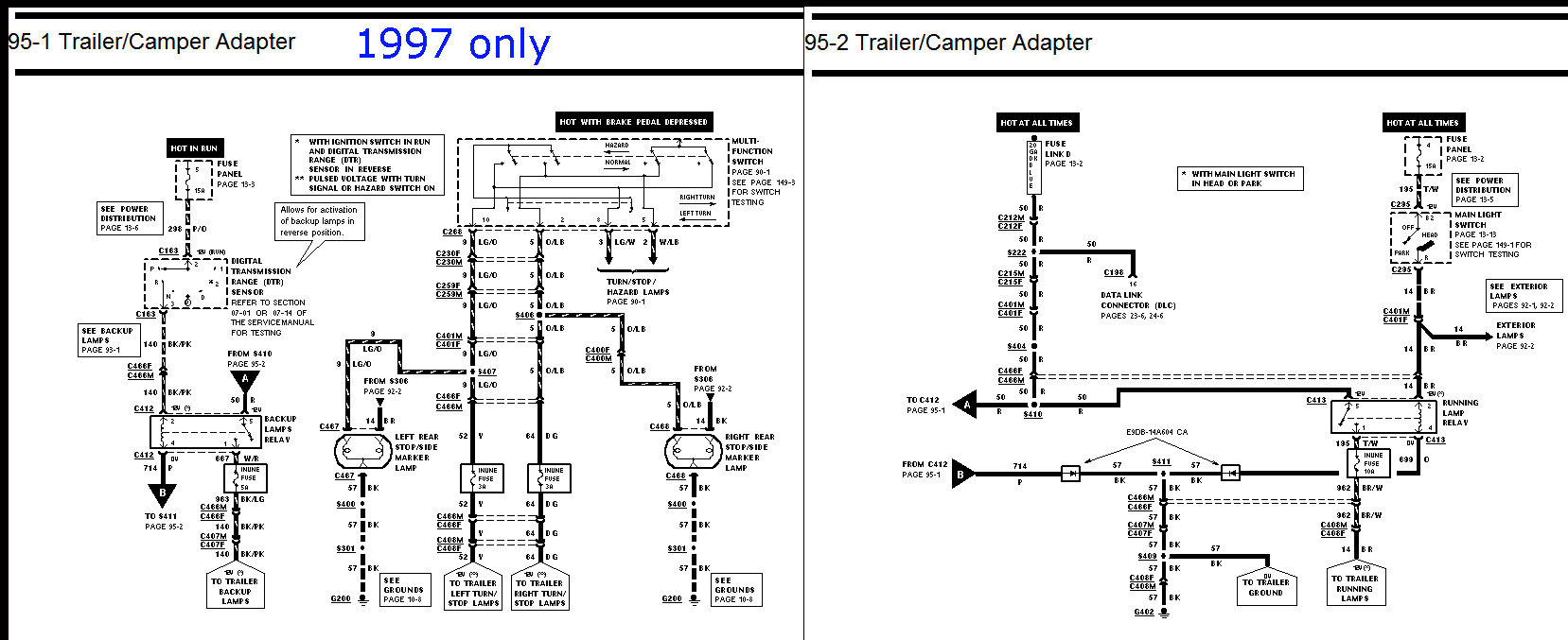 DF_5483] 1996 Ford F250 Wiring Diagram Wiring DiagramPapxe Xero Mohammedshrine Librar Wiring 101