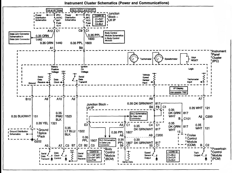 2000 Chevy Malibu Ignition Wiring Diagram
