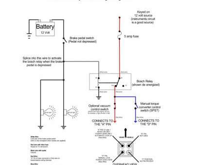Ol 4497 Painless Wiring 700r4 Lock Up Kit Schematic Wiring