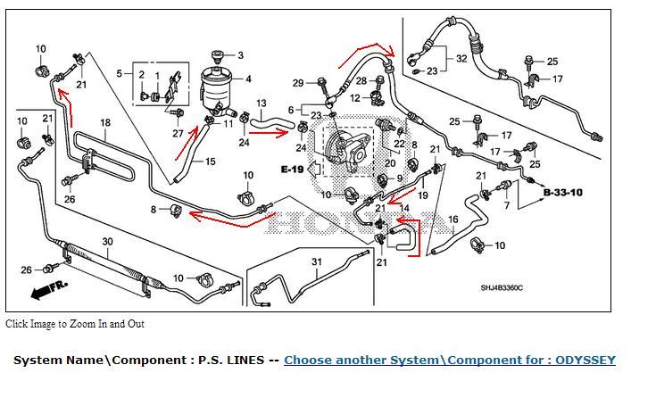 Zv 3325 Honda Odyssey Fuse Diagram On 2007 Honda Odyssey Parts Diagram Schematic Wiring