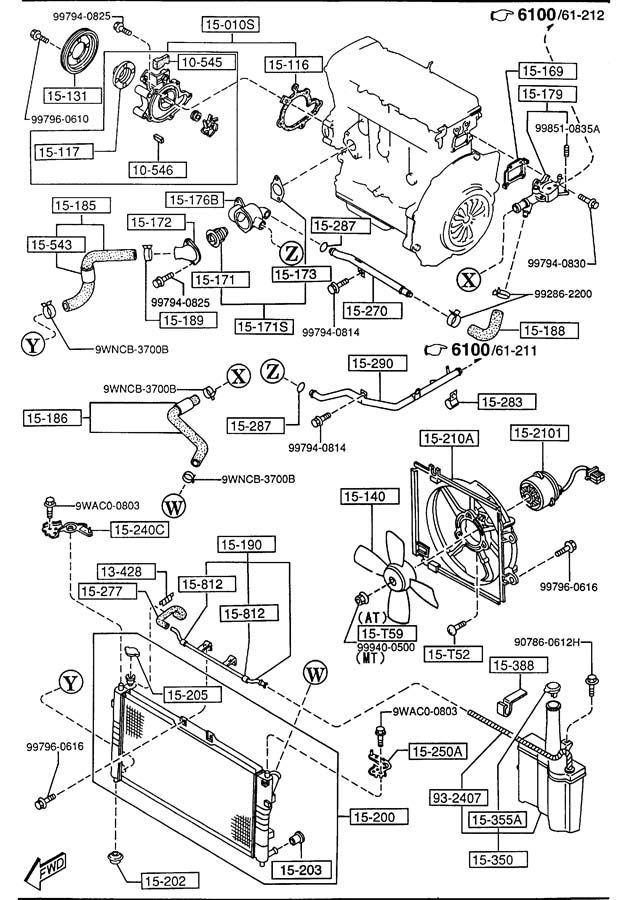 Mazda 626 4 Cyl Engine Diagram Wiring Diagram Datasheet B Datasheet B Donnaromita It