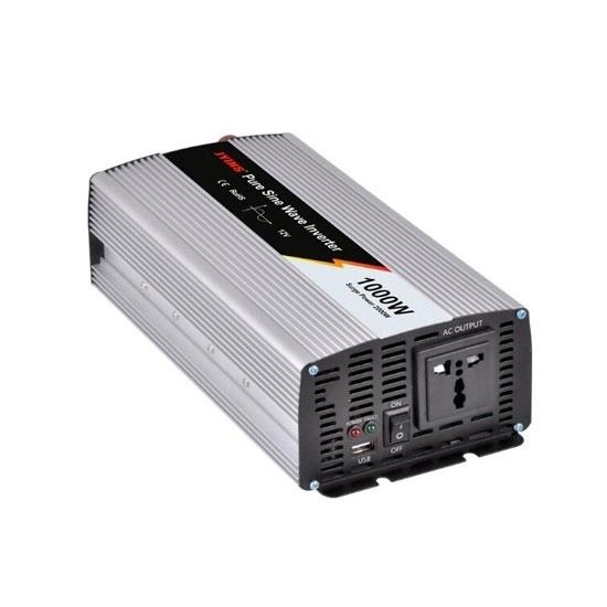 Surprising 1000 Watt Pure Sine Wave Power Inverter 12 Volt Dc To 110 Volt Ac Wiring Cloud Mousmenurrecoveryedborg