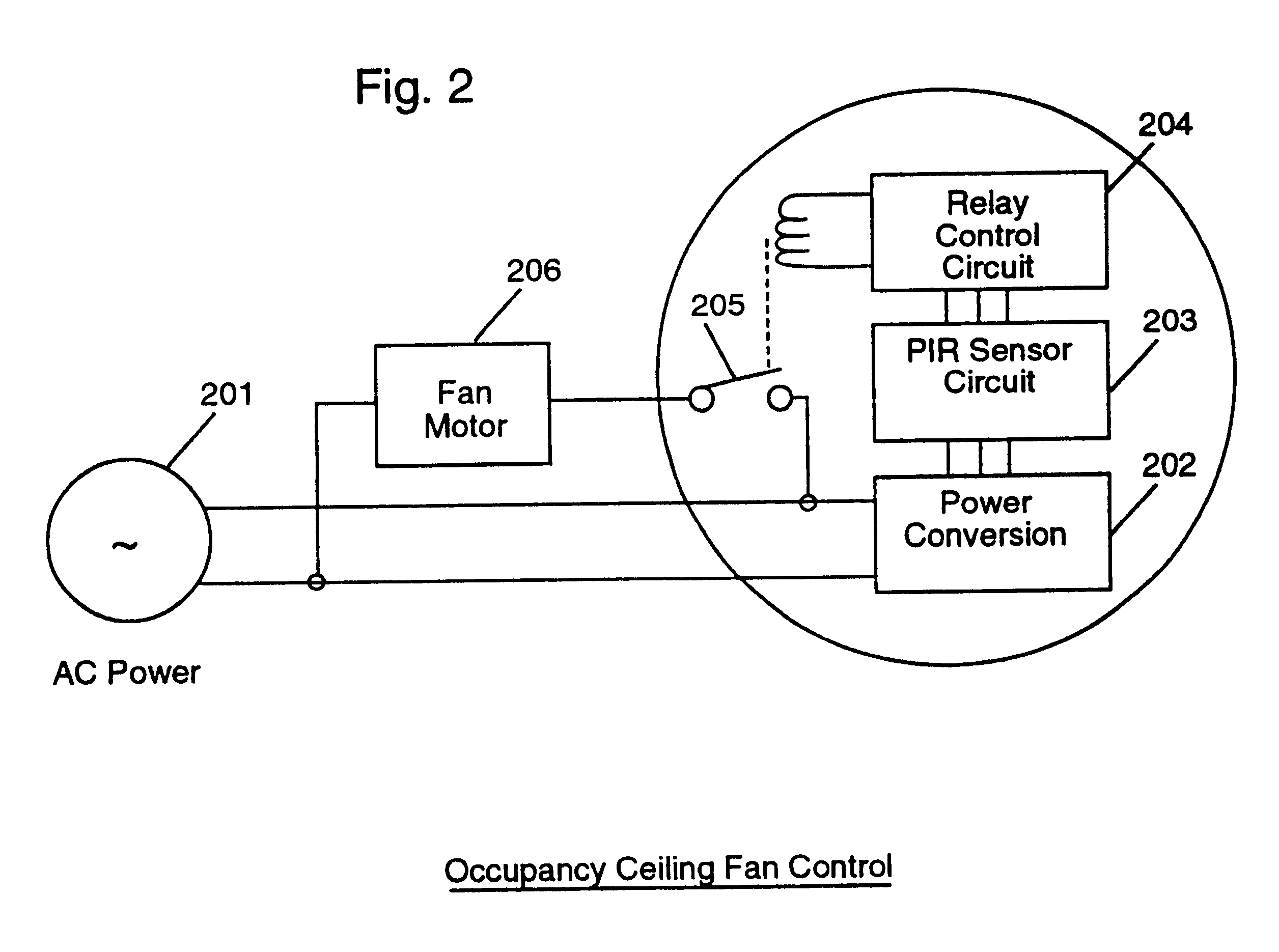 Ceiling Fan Capacitor Wiring Schematic