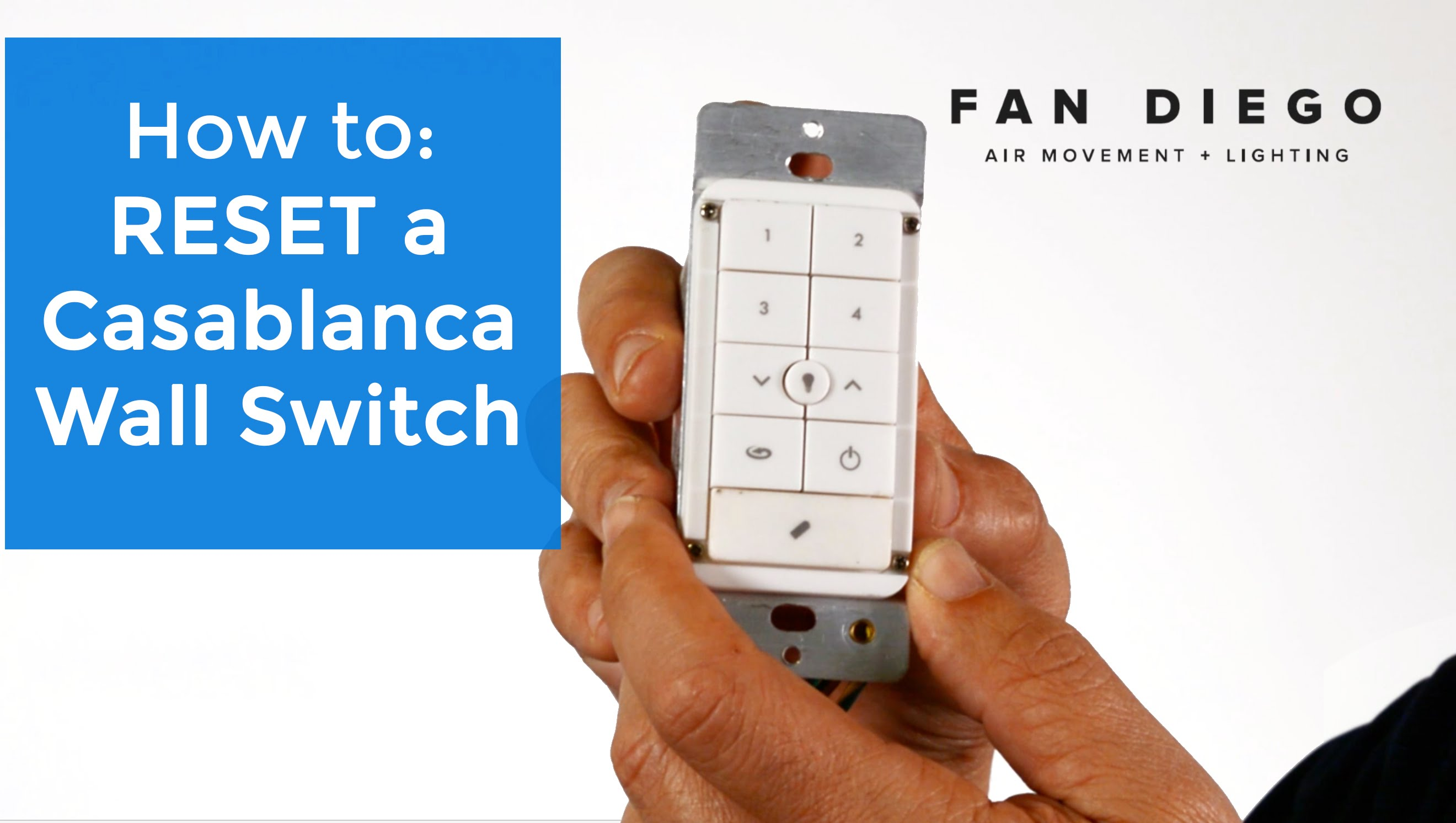 Casablanca Fan Switch Wiring Diagram
