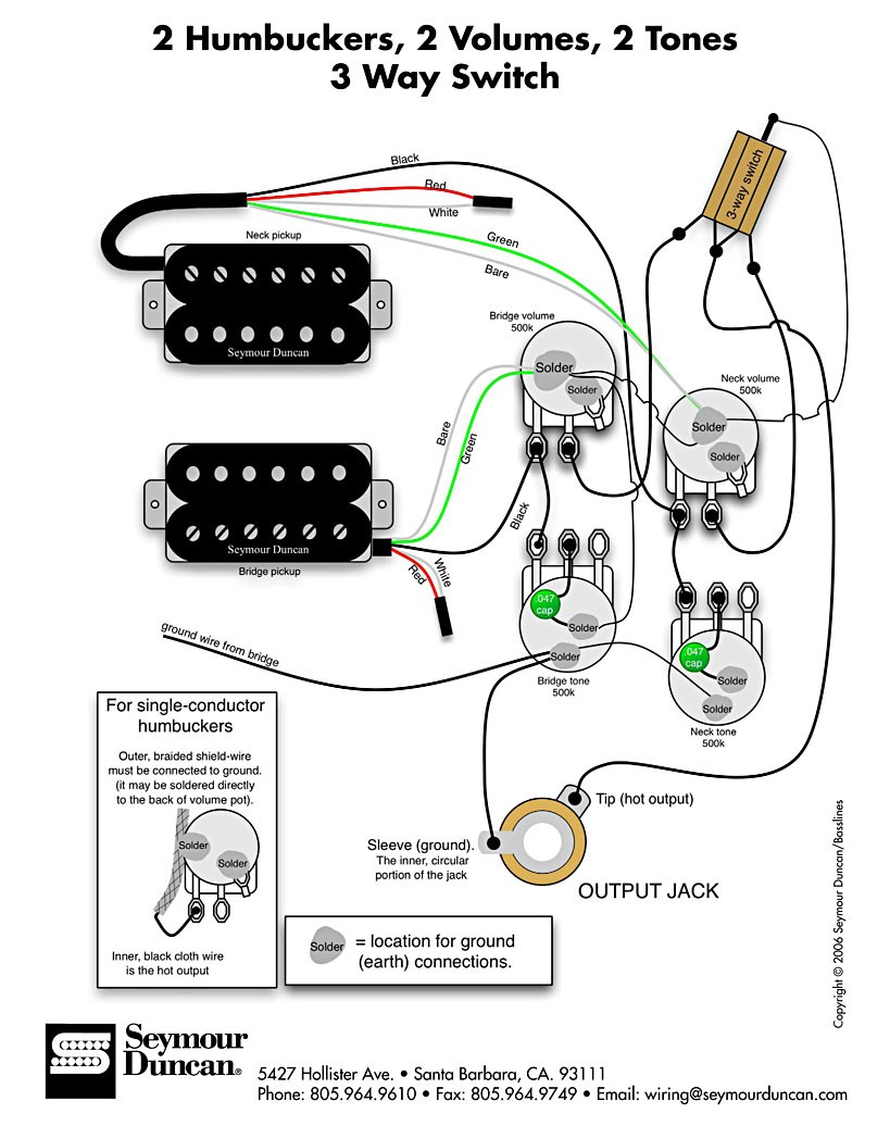 Admirable Input Jack Wiring Diagram Les Paul Auto Electrical Wiring Diagram Wiring Cloud Waroletkolfr09Org