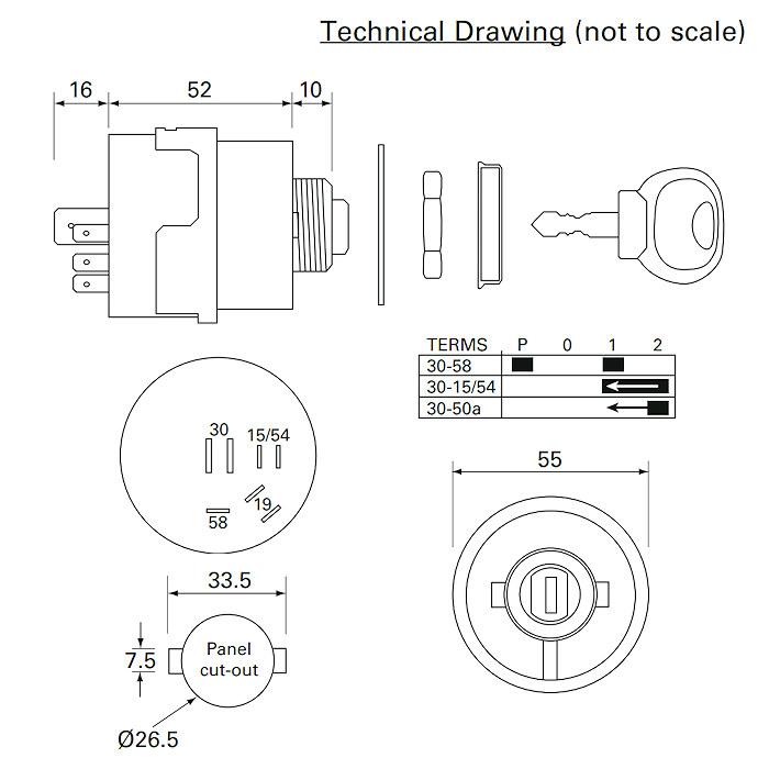 ma0316 auto rod control panel wiring diagram wiring diagram