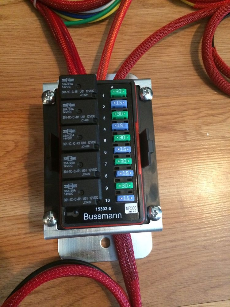 [SCHEMATICS_4JK]  XG_7733] Universal Relay Fuse Auxiliary Distribution Box Wiring Diagram | Denali Powerhub2 Fuse Block |  | Dhjem Unbe Unde Indi Sapebe Mohammedshrine Librar Wiring 101