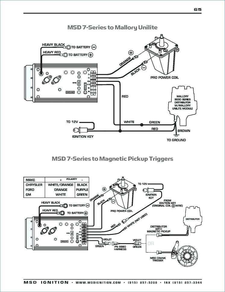 Bb 6009 Mallory Pro Comp Distributor Wiring Diagram Download Diagram
