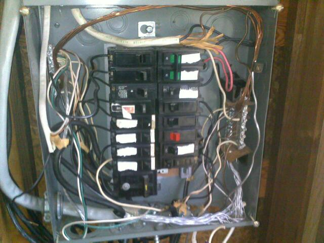 Mobile Home Electrical Panel Wiring Diagram