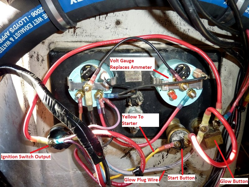 Outstanding Universal Diesel Engine Wiring Harness Upgrade Marine How To Wiring Cloud Eachirenstrafr09Org