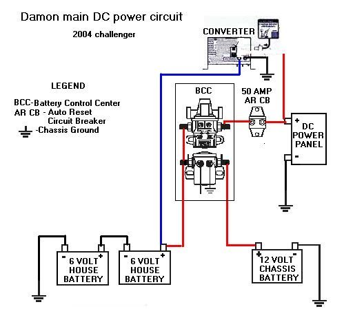 Wiring Diagram Mallard