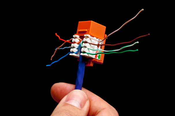 Terrific Wire Your Home For Ethernet Pcworld Wiring Cloud Hemtshollocom