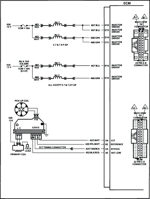 2000 Chevy Malibu Ignition Switch Wiring Diagram