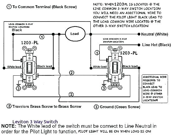 Leviton 3 Way Light Switch Wiring Diagram Free Picture Wiring Diagrams