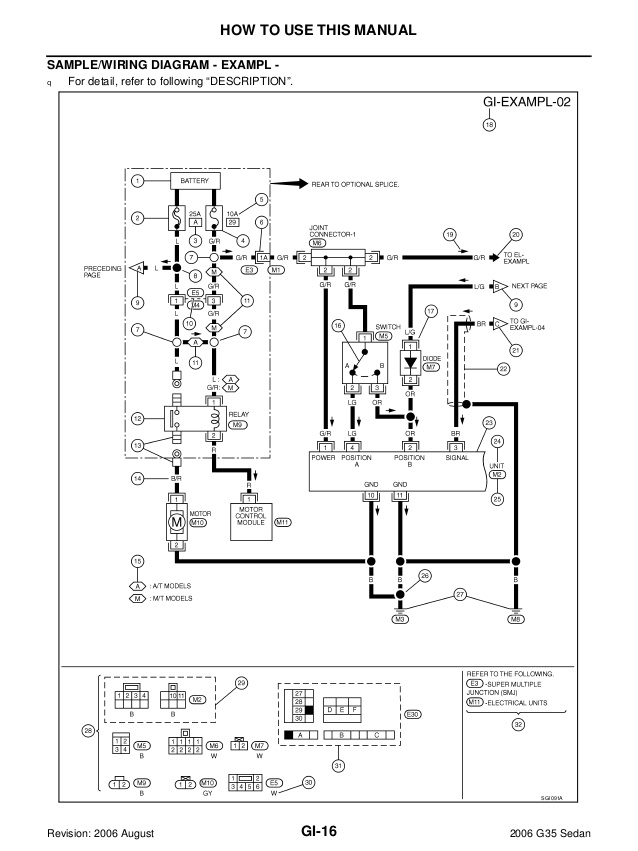 [EQHS_1162]  Infiniti G35 Ac Wiring Diagram Bmw 328i Amplifier Wiring Diagram - diagrams .1999.the-rocks.it | 2006 Infiniti G35 Wiring Diagram |  | Bege Wiring Diagram Source Full Edition