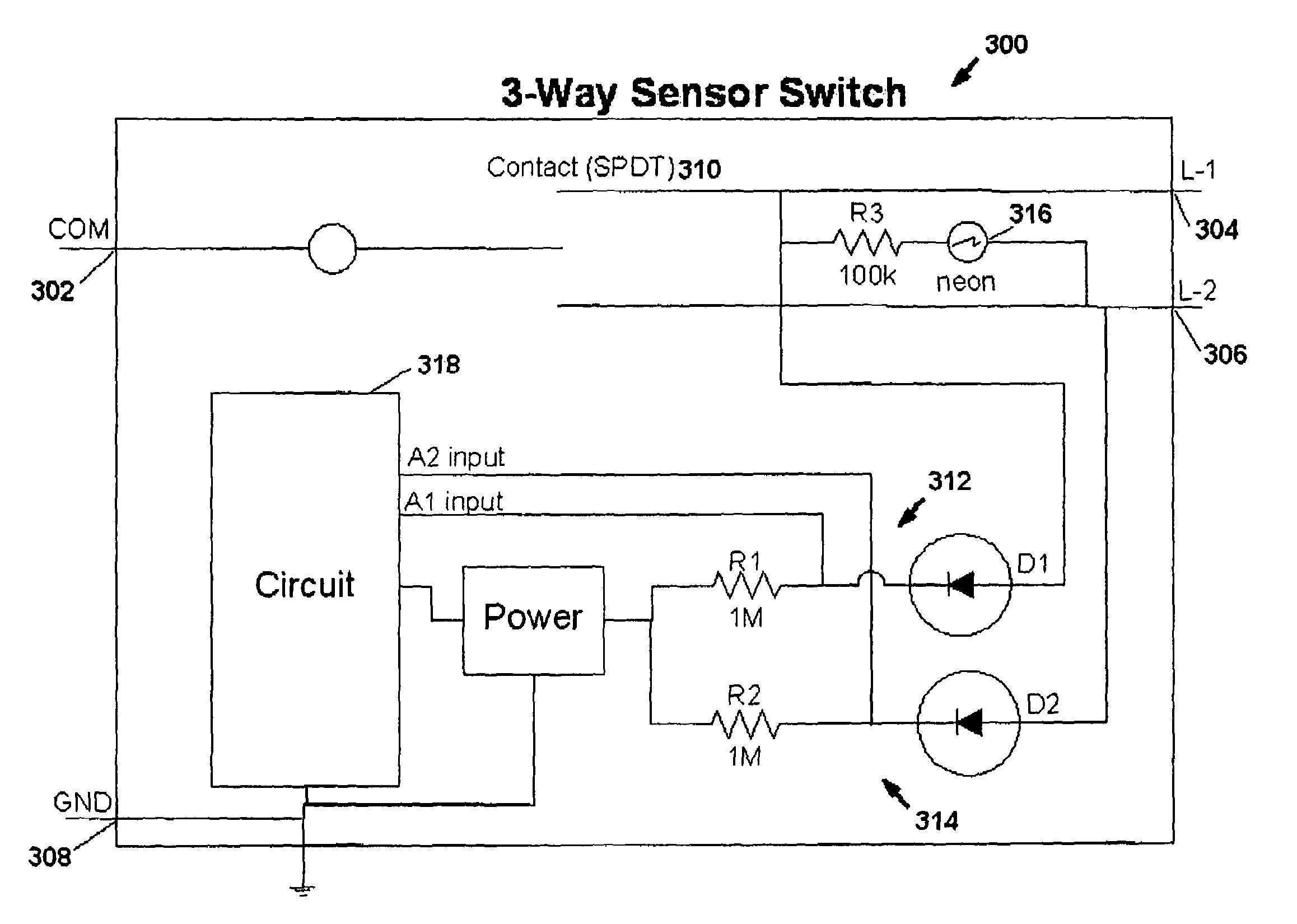Leviton Motion Sensor Light Switch