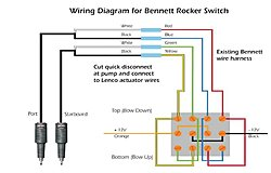 lenco trim switch wiring diagrams oz 8999  insta trim tabs switch wiring diagram insta circuit  insta trim tabs switch wiring diagram