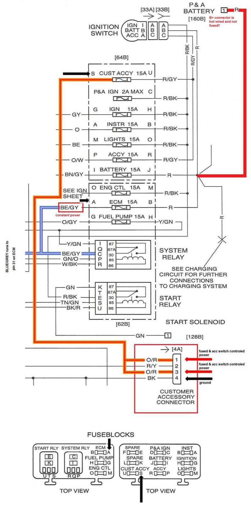 1995 Harley Davidson Sportster 1200 Wiring Diagram
