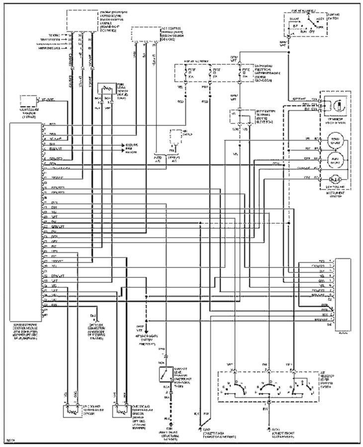 Saab Wiring Diagram Immobilizer