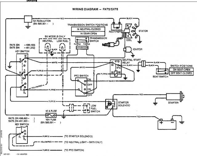 john deere eztrak z445 wiring harness z445 wiring diagram wiring diagram data  z445 wiring diagram wiring diagram data