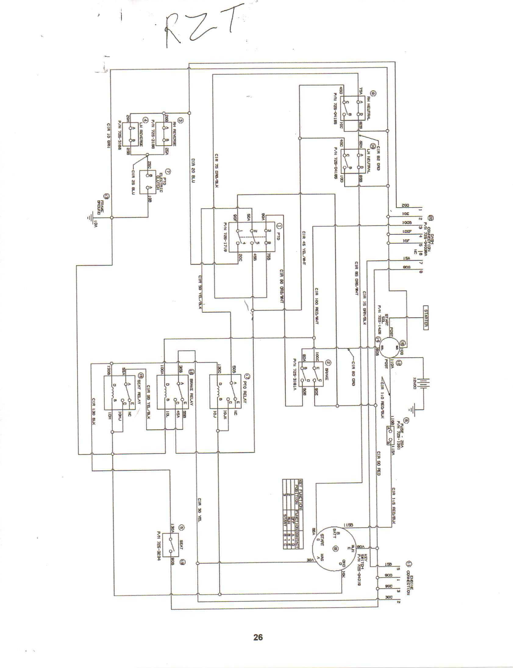[SCHEMATICS_4JK]  DY_9028] Wire Schematic For A Cub Cadet Rzt 50 Schematic Wiring | Cub Cadet Rzt 50 Schematic |  | Props Caba Viewor Flui Opein Mohammedshrine Librar Wiring 101