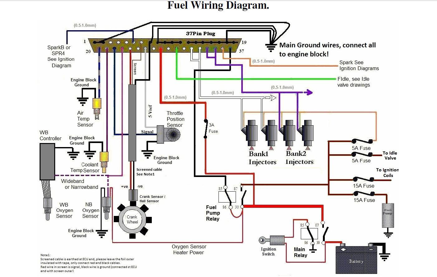 Magnificent Megasquirt Ecu Wiring Diagram Basic Electronics Wiring Diagram Wiring Cloud Dulfrecoveryedborg