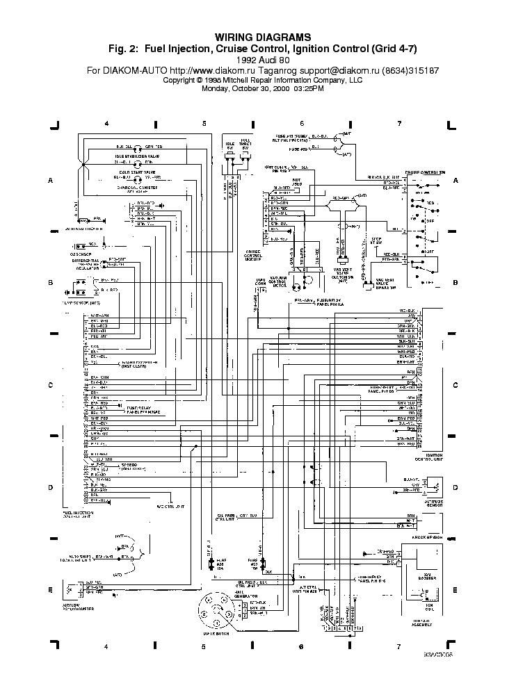 Audi B4 Wiring Diagram - Chrysler 300 Fuse Box Under Hood for Wiring  Diagram Schematics | Audi B3 Wiring Diagram |  | Wiring Diagram Schematics