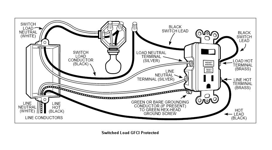 RS_6853] Leviton Switch Receptacle Combo Wiring Download DiagramWww Mohammedshrine Librar Wiring 101