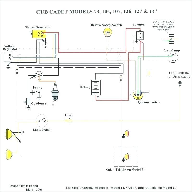 cub cadet 107 wiring diagram gm headlight switch wiring