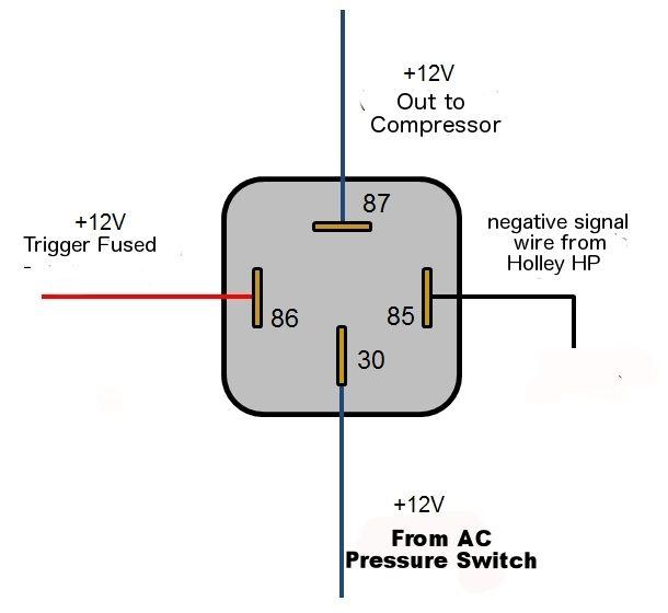 OB_9008] Ac Power Relay Wiring DiagramWww Mohammedshrine Librar Wiring 101