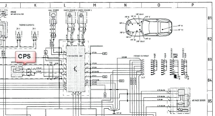 2008 porsche 997 wiring diagram  center wiring diagram