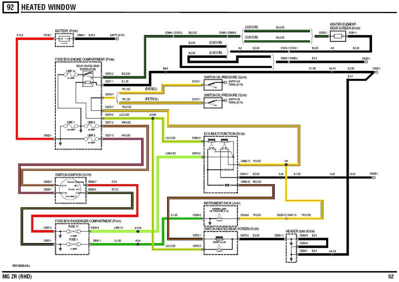 Rover 25 Horn Wiring Diagram Special 2 Pickup Wiring Diagram Pontloon Ati Loro Jeanjaures37 Fr
