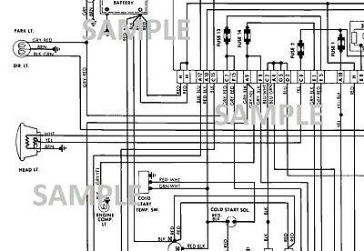Groovy 1982 82 Porsche 911Sc Wiring Diagram B W Pdf 3 75 Picclick Wiring Cloud Picalendutblikvittorg
