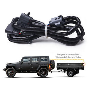 Excellent Jeep Hitch Wiring Wiring Diagram Data Wiring Cloud Monangrecoveryedborg