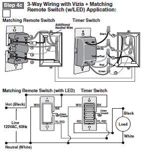 HF_6215] Leviton Timer Switch Wiring Diagram Schematic WiringDogan Tron Para Rele Vira Mohammedshrine Librar Wiring 101