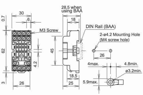 Idec Relay Socket Wiring Diagram Ps Controller Wiring Diagram 1982dodge Corolla Waystar Fr