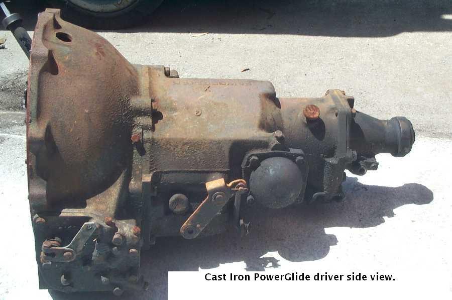 Bz 6511 Cast Iron Powerglide Transmission Diagram Schematic Wiring