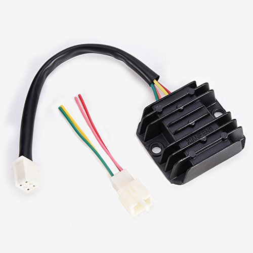 Za 9958 Rectifier Wiring 4 Wire Regulator Rectifier Wiring Diagram Wiring Free Diagram