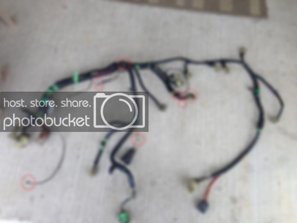 lh4800 honda civic engine wiring harness honda civic